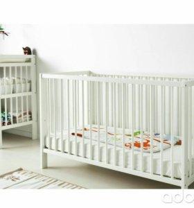 Кроватка Икеа