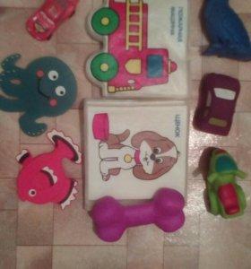 Игрушки для игры в воде