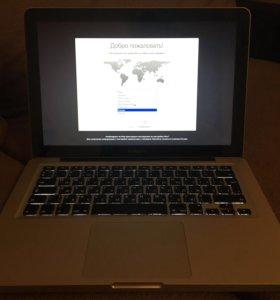 "MacBook Pro 13"" Late 2011 Core i5 2.4 GHz"