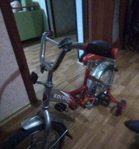 Детский велосипел
