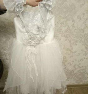платье для ребенка от 5 лет