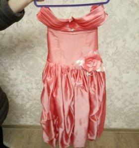 платье для ребенка от 7 лет