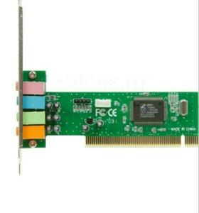 Звуковая карта PCI