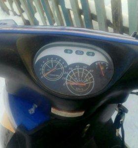 Скутер irbis z50