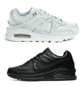 Кроссовки Nike натуральная кожа 35-45 новые