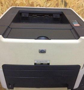 Лазерный принтер HP LaserJet 1320(гарантия)