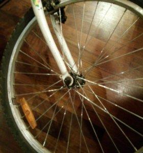 Велосипед B'twin + кепка NIKE в подарок