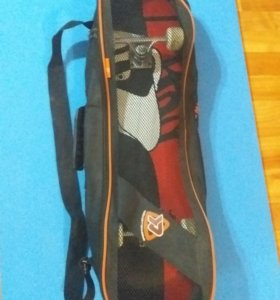 Скейтборд+сумка