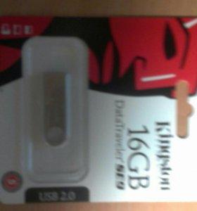 USB фоешка 16 ГБ