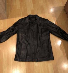 Куртка(кожа)