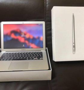 Apple MacBook Air 13, 2015г с 129gb SSD I5/4gb/128