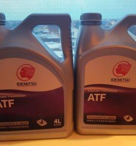Жидкость АКПП (трансмиссионное масло) Idemitsu ATF