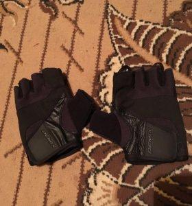 Перчатки для турника Demix