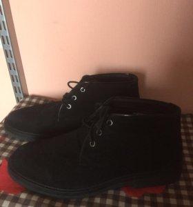 Новые мужские ботинки mascotte