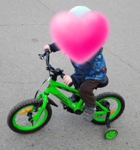 Детский велосипед Ламбарджини.