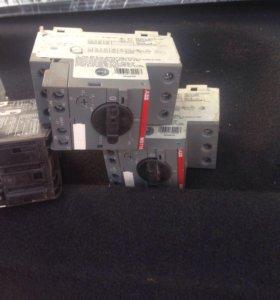 Автоматы защиты двигателя MS116-1.6 ABB