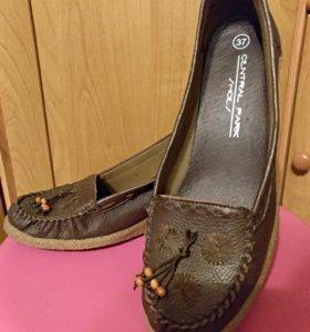 Туфли-мокасины р.36
