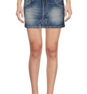 Джинсовая юбка Zuelements
