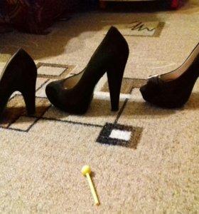 Продам туфли 35размер в отличном состоянии.