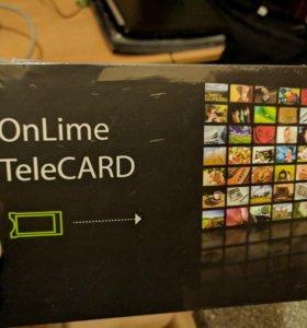 Onlime telecard онлайм телекарт