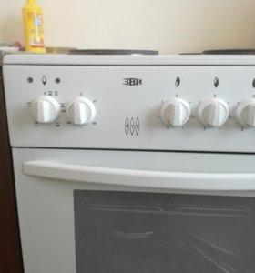 Электрическая плита ЗВИ 417