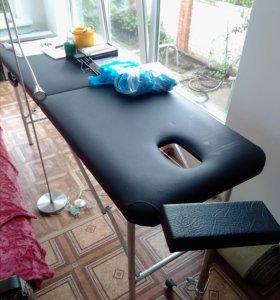 стол массажный складной