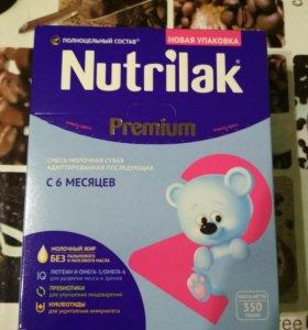 Смесь Nutrilak Premium 2.