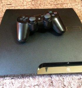 PS3 SLIM 320GB (CECH-3004B)