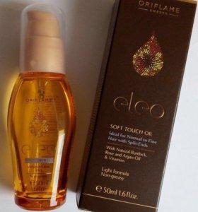 Питательное масло для волос Eleo