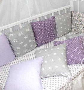 Подушки, постельное белье для детей