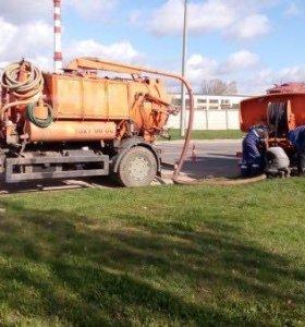 Прочистка канализации в Орле и Орловской области