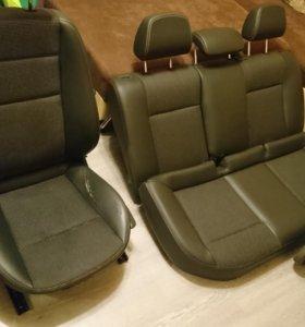 Astra H комплект сидений Cosmo