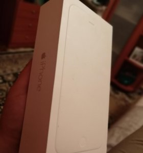Коробка от iPhone 6 plus 128 и Samsung s6