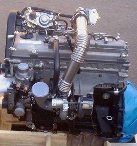 Двигатель змз 514, модель на УАЗ хантер и патриот