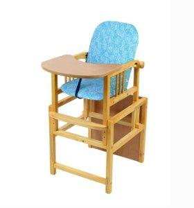 Детский стул и стол.