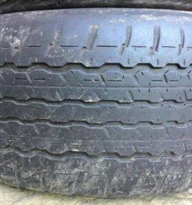 Летние шины Dunlop AT22