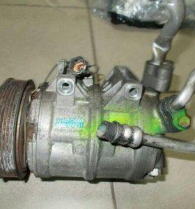 Компрессор кондиционера Nissan QR25DE,QR20DE, SR20