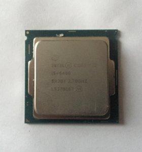 Процессор Intel Core i5 6400 2,7 GHz