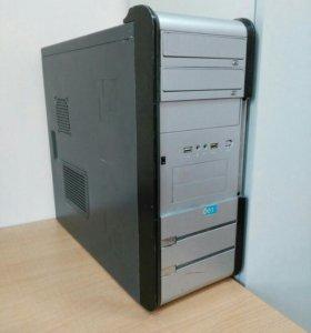 Персональный компьютер (ПК) + монитор и принтер