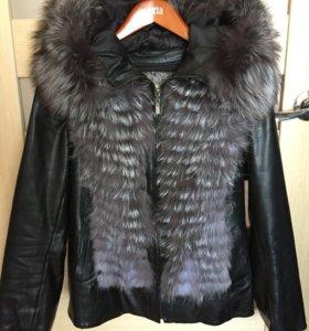 Куртка жилет
