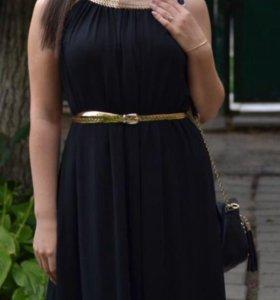 Платье 👗 одето один раз ) размер 44-48