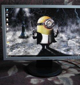 Хороший ЖК монитор SAMSUNG 2023NW