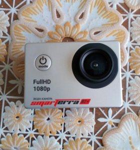 Экшен камера full HD 1080