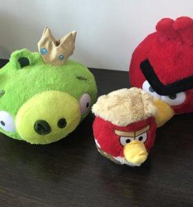 Мягкая игрушка Сердитые птички