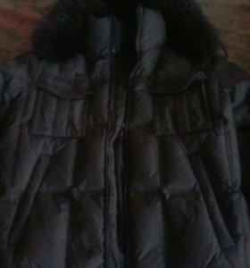 Продам куртку размер 48S одета один раз