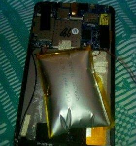 Планшет Roverpad на восстановление или запчасти