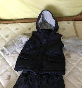 Куртка+штаны( в подарок)
