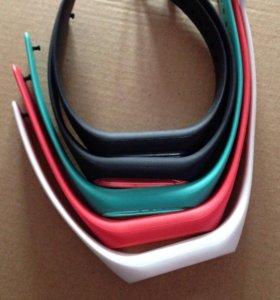 Ремешки Xiaomi Mi Band 2
