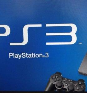 Sony playstation 3 (прошитая)