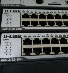 D-link dgs3120